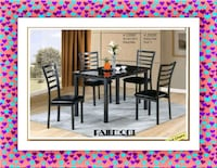Marble Table New with 4 Chairs New Silver Spring, 20906