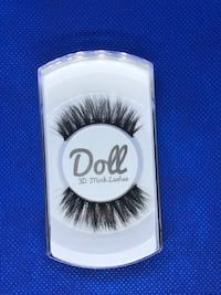 Girl crush - by Doll 3D Mink Lashes  Toronto, M9C 5J1