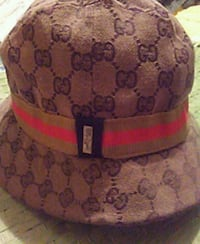 Authentic Gucci Hat Waldorf