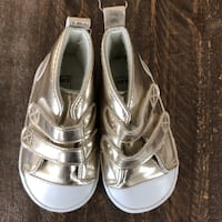 Soft Sole Gold Shoes PALMDALE