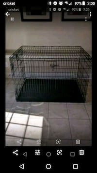 Large Dog Crate Kennel Alexandria, 22314