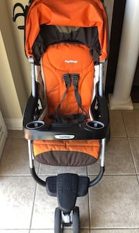 peg perego stroller lightweight and easy to fold good condition Toronto, M1R 1S9