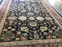 Hand woven wool pile rug from Pakistan  Summit, 07901