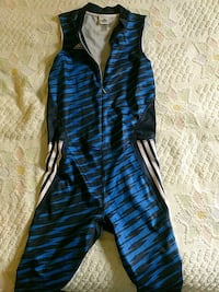 Adidas Singlet. Zip front, Adult Medium Manassas, 20109