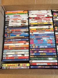 170 DVD Collection Los Angeles, 91343