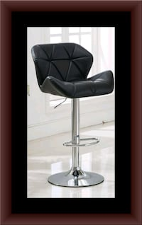 Black bar stool brand new Falls Church, 22041