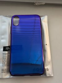 Brand New iPhone X Purple Chrome Case Toronto, M1X 1Y8