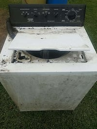 Old washer for parts or scrap
