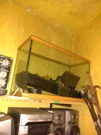 40 gallon fish tank full set up San Francisco, 94127