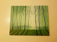 hand painted canvas Henrico, 23294