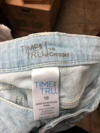 Jeans Irving, 75061