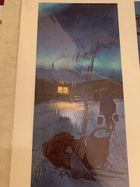 Charles Gause Lights on the Iditarod trail Anchorage, 99518