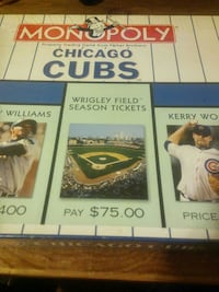 2005 Chicago Cubs Collectors Edition Monopoly  Chicago, 60613