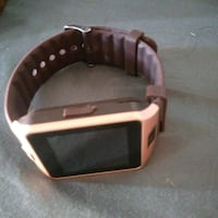 Burgundy and rose gold smart watch Stockton, 95204
