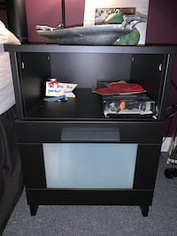 BRIMNES ikea night stands. Less than a year old PERFECT condition. Best offer and faster pick up. Serious inquiries only Guelph, N1H