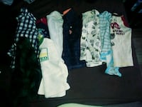baby's assorted clothes Baltimore, 21209