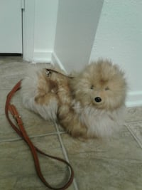 Plush Dog Purse Lancaster, 93534