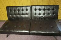 Leather futon couch / bed Lafayette, 70503