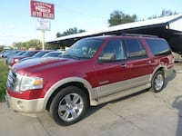 2007 Ford Expedition EL 4WD 4dr Eddie Bauer DesMoines