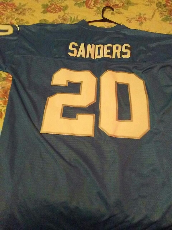san francisco 0f061 04482 Barry sanders jersey throwback