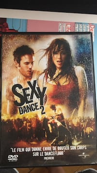 DVD Sexy Dance 2 Vincennes, 94300