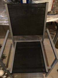 Brand new patio glass table with 6chairs.  Châteauguay, J6K 4S5