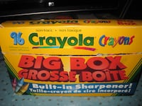 Big Box of 96 Crayola Crayons Winnipeg