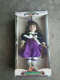 Victorian collection doll Barrie