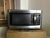 Stainless steel microwave 26 km