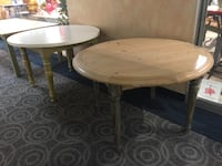 Wood Tables. Chairs etc.  Los Angeles, 91601
