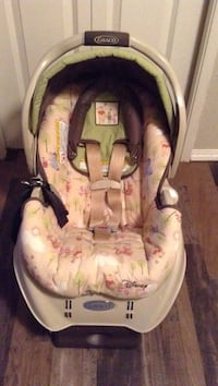 Used Winnie The Pooh Graco Car Seat For Sale In Calgary