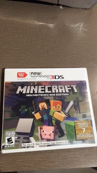 New Nintendo 3DS Minecraft Edmonton, T5T