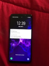 Galaxy s9 unlocked like new El Paso, 79925