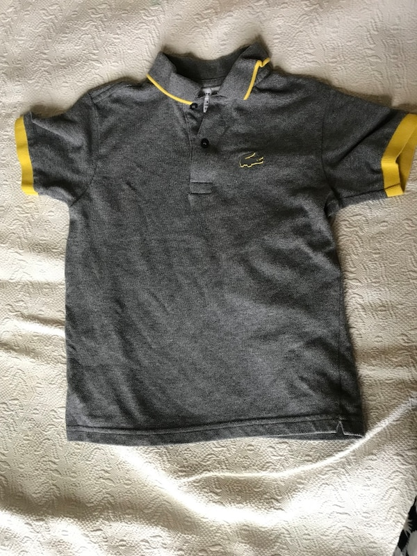 Lacoste Size 8 polo shirt - excellent back to school bargain buy!