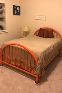 Antique Iron Bed Frame Trophy Club, 76262