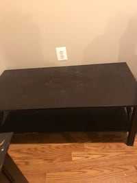 Rectangle dark brown coffee table  Rockville, 20850