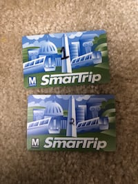 SmarTrip Metro Cards Rockville, 20852