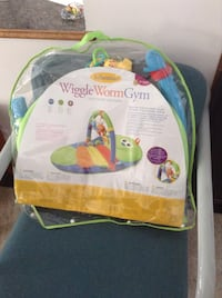 Wiggle Worm Activity Gym Vancouver, V5M