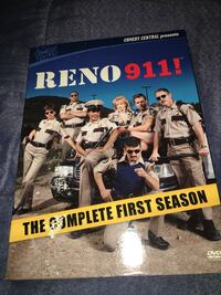 Reno 911 tv show on DVDs  High Point, 27260