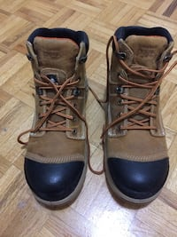 Timberland premium original work boots water proof size 10 brand new never been used. Oakville, L6M 2Z2