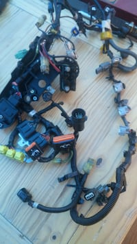 Yamaha Outboard Engine Wire Harness Assembly Surrey