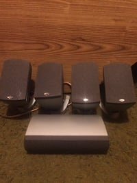 5 Klipper home surround sound speakers Edmonton, T5W