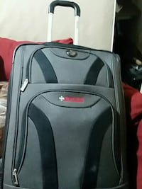 gray and black softside luggage St. Catharines, L2W 1B8