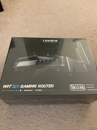 Linksys WRT32X Gaming Router Brand New Sealed Lithia, 33547