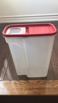 Rubbermaid Modular Cereal Container, 5L