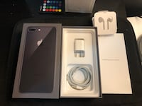 IPHONE 8 PLUS 64GB Richmond, V6Y 1V9