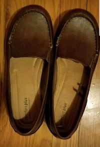 brown leather loafers Cuyahoga Falls