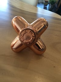 Tom Dixon solid copper jacks. Priced individually Toronto, M5W