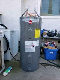 Hot water tank Kingsburg, 93631
