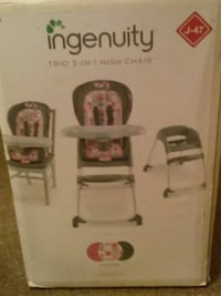 High Chair La Salle